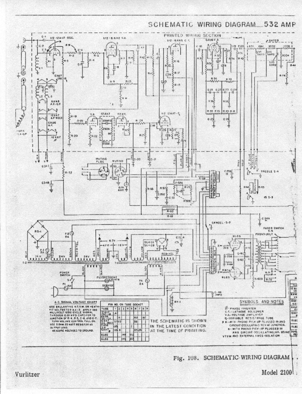 From Cshaines At Verizonnet Sat Jun 1 190806 2013 Amplifier Circuit Tubeamplifier Audiocircuit Diagram 532a
